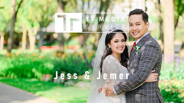 J&J Wedding